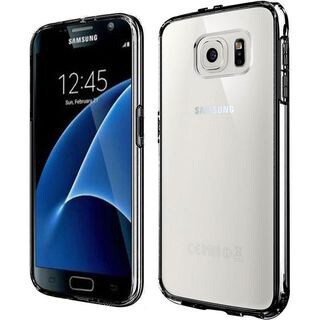 Insten Hard Snap-on Dual Layer Hybrid Crystal Case Cover For Samsung Galaxy S7