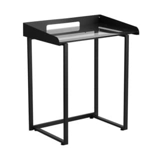 Carlyle Almost Black Home Office Desk 16818273
