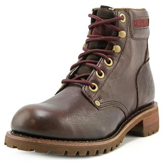 Caterpillar Women's '6 Sequoia' Brown Leather Boots