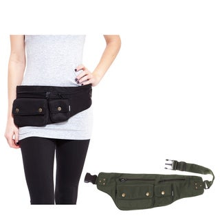 The Tourister Ii Cotton Waistpack Utility Belt (India)