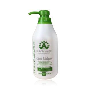 Agra Cosmetics Sulfate-Free Curls Unique Daily Moroccan Argan Oil Shampoo (16.9 oz)