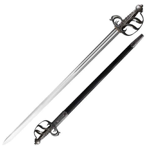 Cold Steel English Back Sword, 32in Overall