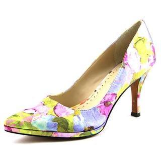Adrienne Vittadini Women's 'Johanna' Synthetic Dress Shoes
