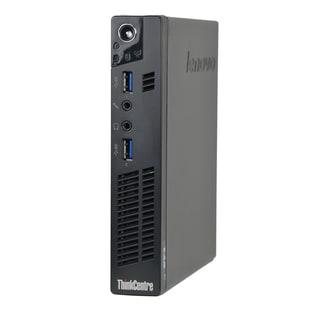 Lenovo ThinkCentre M92P Tiny 2.9GHz Core i5 6GB RAM 128GB SSD Windows 10 Computer (Refurbished)