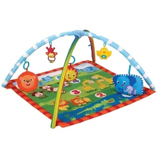 Winfun Jungle Fun Playmat