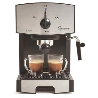 Capresso EC50 Stainless Steel Pump Espresso and Cappuccino Machine (Refurbished)