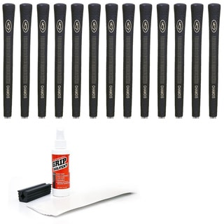 Avon Chamois - 13 pc Golf Grip Kit (with tape, solvent, vise clamp)