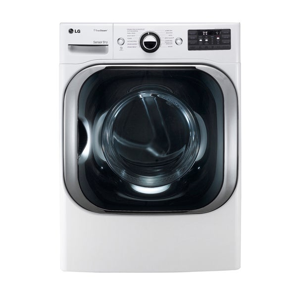 LG 9.0 Cu. Ft. Gas Dryer - White 17803200