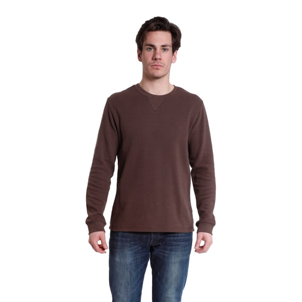 Stanley Men's Long Sleeve Cotton Blend Crew Neck 17803532