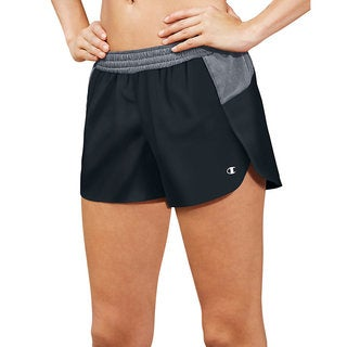 Champion Women's Flexible Waist Sport Shorts