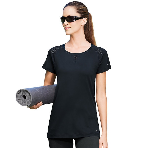 Champion Vapor Women's Seamless Mesh T-Shirt