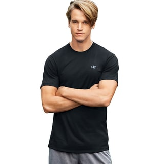 Champion Vapor Men's Cotton Basic T-Shirt