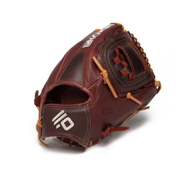 Nokona Bloodline Pro Kangaroo Leather Left Handed Thrower Closed Web 12-inch / Model P-1C/R Baseball Glove