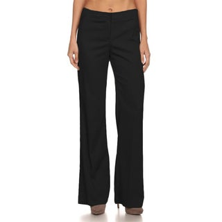 JED Women's Wide Leg Casual Pants