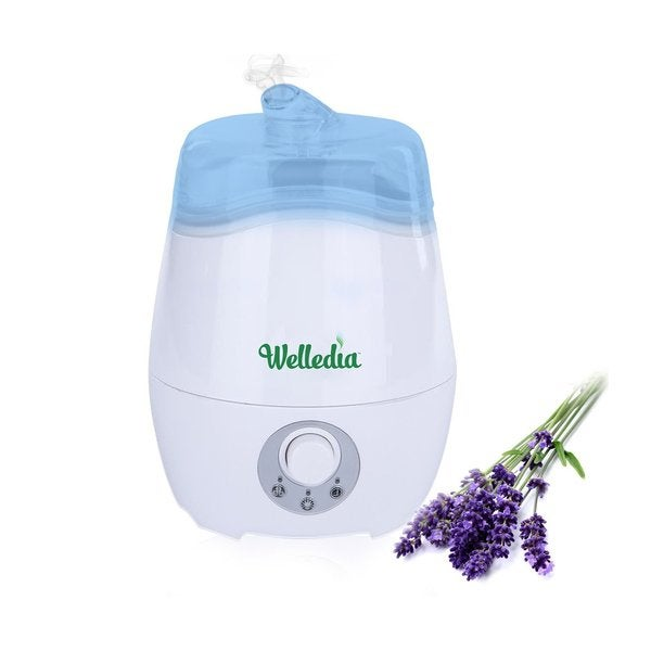 Ultrasonic Aromatherapy 250ml Essential Oil Diffuser