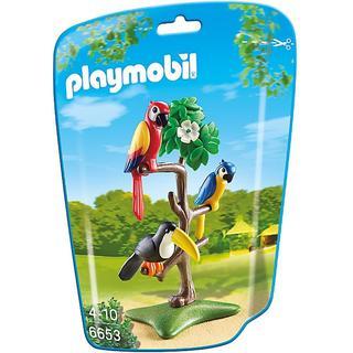 Playmobil Tropical Birds Building Kit