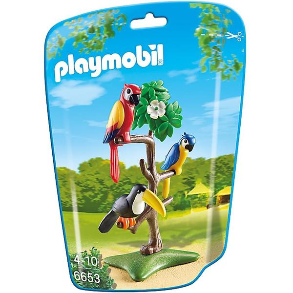 Playmobil Tropical Birds Building Kit 17811519