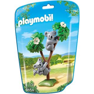 Playmobil Koala Family Building Kit