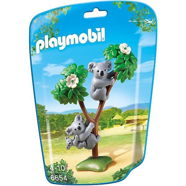 Playmobil Koala Family Building Kit 17811535