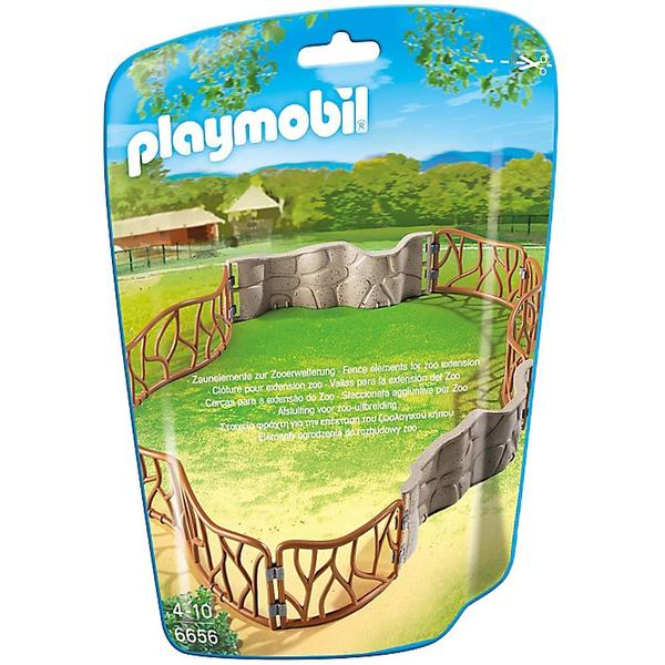 Playmobil Zoo Enclosure Building Kit 17812524