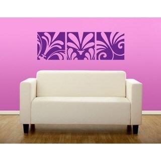 Ornament Design Wall Decal Vinyl Art Home Decor