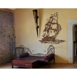 Sail Away Wall Decal Vinyl Art Home Decor