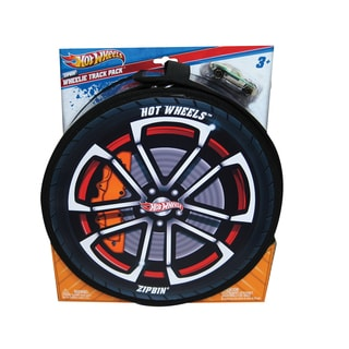 Neat-Oh Hot Wheels ZipBin Wheelie 100 Car Case with 1 Car