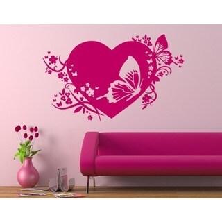 Dream Heart Wall Decal Vinyl Art Home Decor