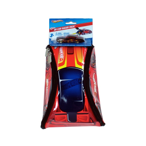 Neat-Oh Hot Wheels ZipBin Mini Racer Pack