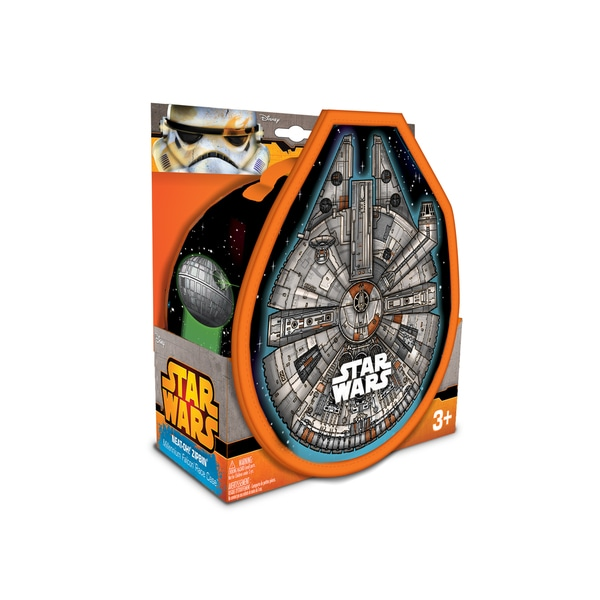 Neat-Oh Star Wars Vehicles Millennium Falcon ZipBin Race Case