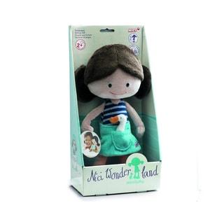 Neat-Oh Nici Wonderland MiniLotta 11.75 inch Dangling Plush Bathing Doll