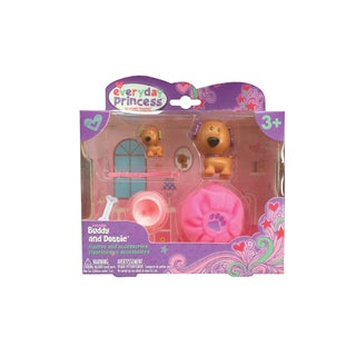 Neat-Oh Everyday Princess Buddy and Dottie and Bean Bag Bed