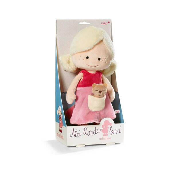 Neat-Oh Nici Wonderland MiniLina 11.75 inch Dangling Plush Doll
