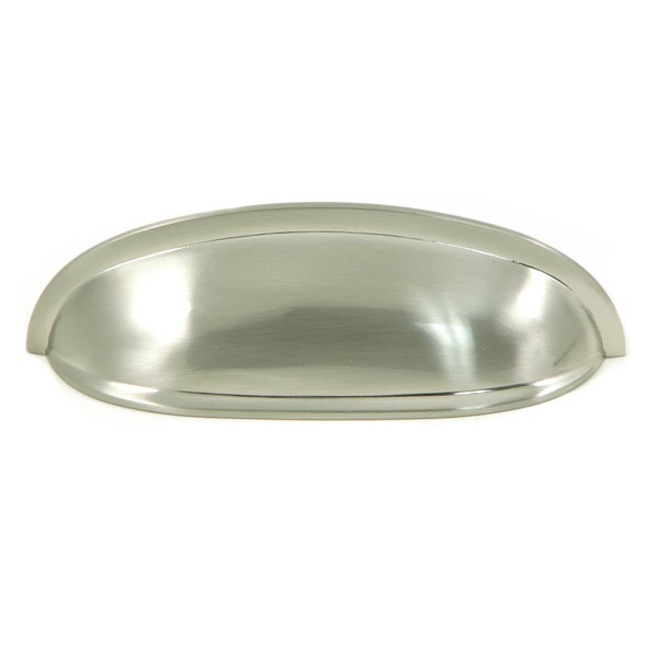 Satin Nickel Hudson Cup Pull (Pack of 10) 17835843