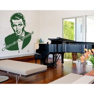 James Stewart Wall Decal Vinyl Art Home Decor