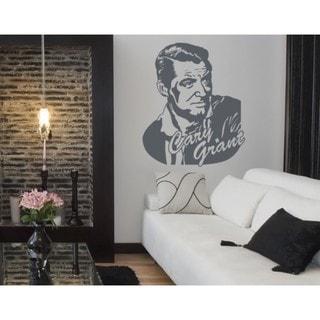 Cary Grant Wall Decal Vinyl Art Home Decor