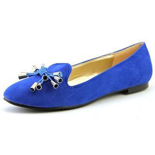 a.x.n.y. Women's 'Gator-90' Faux Suede Dress Shoes