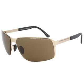 Porsche Design P8565 B Rectangular Sunglasses