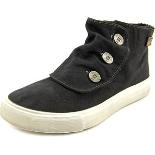 Blowfish Women's 'Mabbit' Black Canvas Athletic Shoes