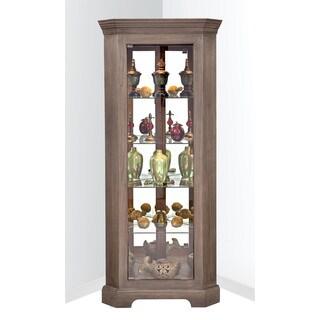 Philip Reinisch Co. Lighthouse Newport I Corner Cupboard Cabinet
