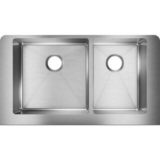 Elkay Crosstown Farmhouse Steel ECTRUF32179R Kitchen Sink