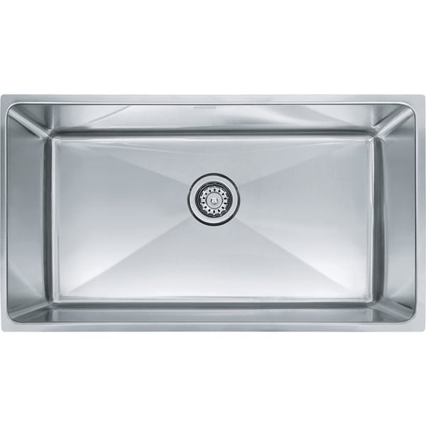 Franke Professional Series Undermount Steel PSX1103310 Stainless Steel Kitchen Sink