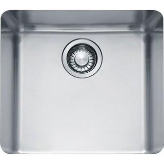 Franke Kubus Steel KBX110-18 Stainless Steel Kitchen Sink