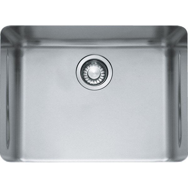 Franke Kubus Undermount Steel KBX11021 Stainless Steel Kitchen Sink ...