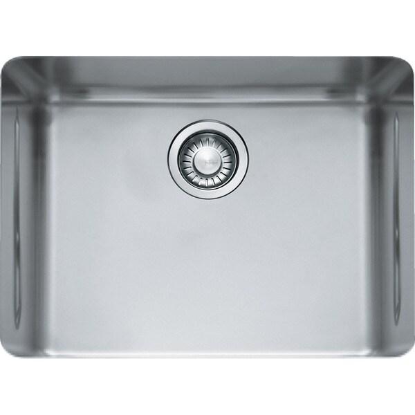 Franke Sinks Australia : Franke Kubus Undermount Steel KBX11021 Stainless Steel Kitchen Sink ...