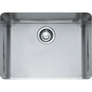 Franke Kubus Undermount Steel KBX11021 Stainless Steel Kitchen Sink