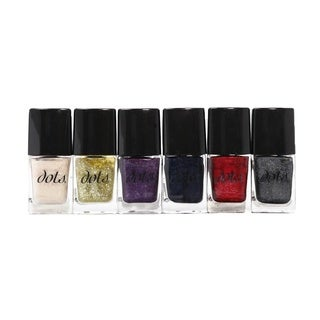E.L.F. Dots Nail Polish 6-piece Set