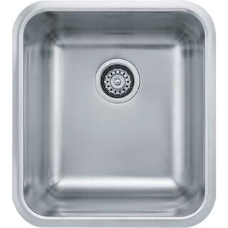 Franke Grande Undermount Steel GDX11015 Stainless Steel Kitchen Sink