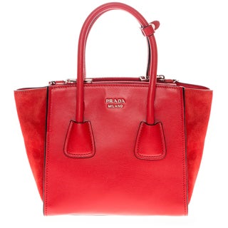 Prada,Leather Designer Store - Overstock.com Shopping - The Best ...