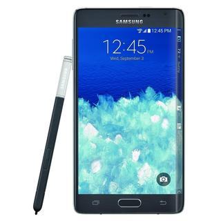 Samsung Galaxy Note Edge N915v 32GB Verizon 4G LTE 16MP Camera Smartphone w/ S Pen - Charcoal Black
